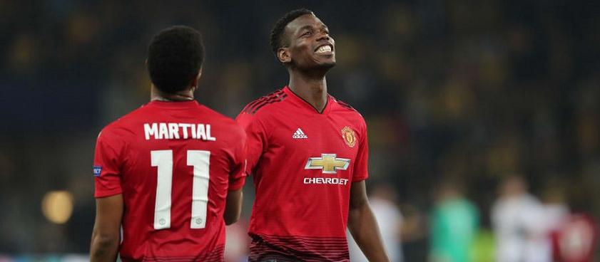 Manchester United - Valencia: Ponturi pariuri Champions League