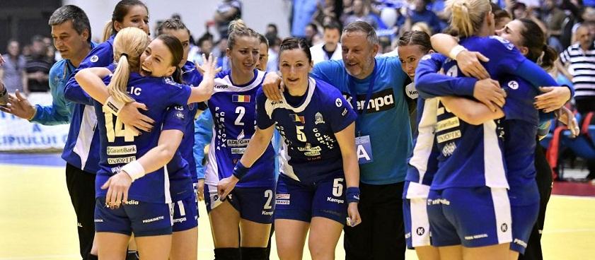 SCM Craiova - NFH Nykobing | Ponturi Pariuri Handbal Cupa EHF