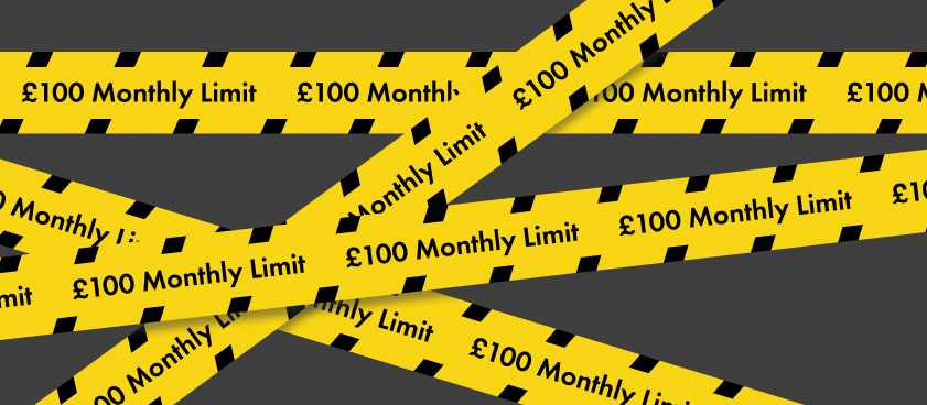 The UKGC is reviewing regulation to limit player losses to just £100 per month!