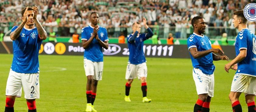 Rangers - Legia Varsovia: Ponturi fotbal Europa League