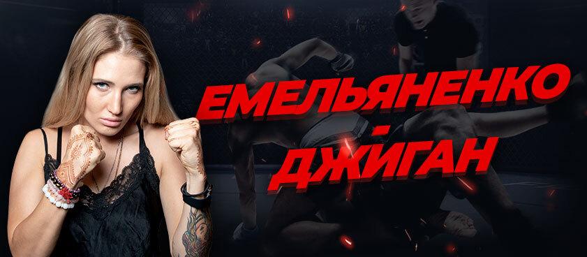 Янькова: «Даже пьяный Емельяненко должен проходить Джигана»