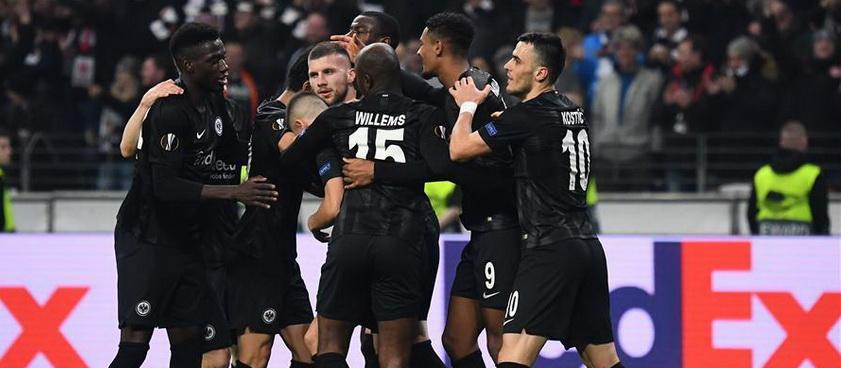 Frankfurt - Inter: Pronosticuri fotbal Europa League