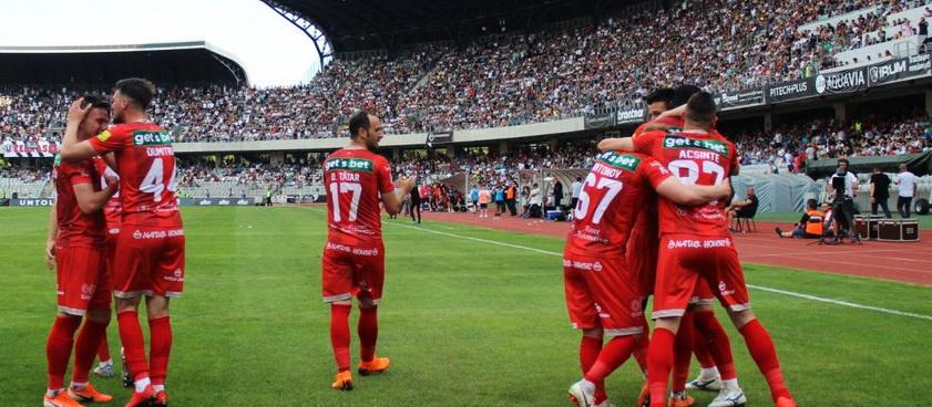 """FC Hermannstadt - """"U"""" Cluj. Pronosticuri Baraj Liga 1 Betano"""