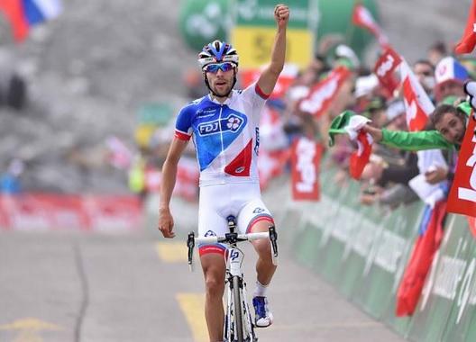 Castiga Pinot etapa a 14-a din Giro?