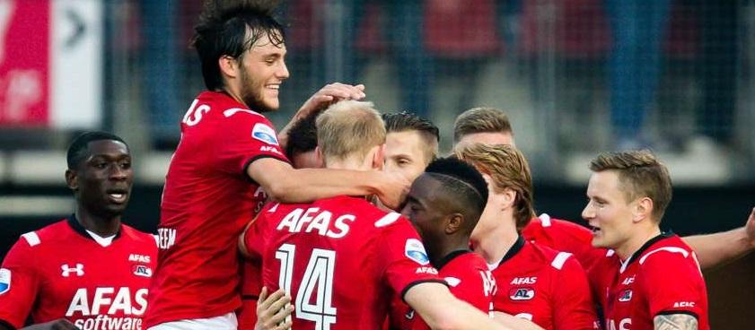 FC Emmen - AZ Alkmaar. Pontul lui rossonero07