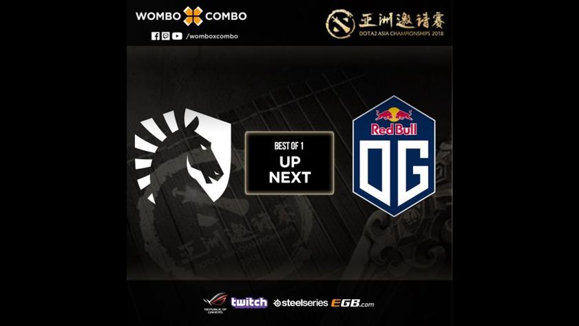 Team Liquid vs OG: прогноз на матч