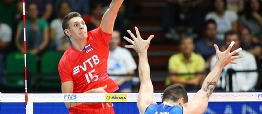 Италия – Россия: прогноз на Кубок мира по волейболу среди мужчин