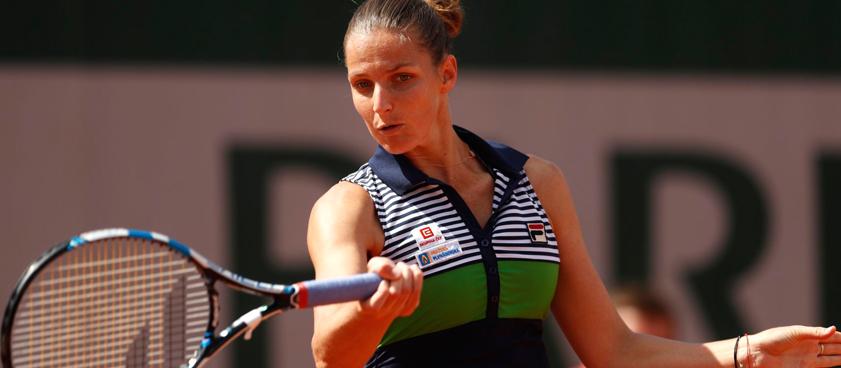 Каролина Плишкова – Люси Шафаржова: прогноз на теннис от Fedor Nadalich