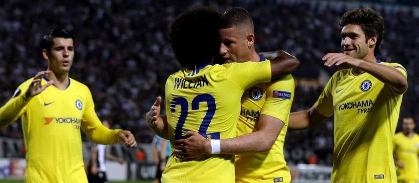 Chelsea - PAOK: Ponturi pariuri Europa League