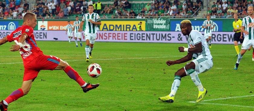 FCSB - Rapid Viena. Pontul lui Mihai Mironica