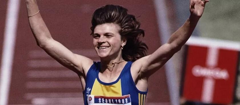 De 33 ani o romanca detine un record olimpic la atletism