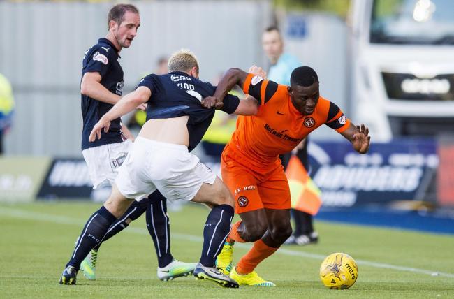 Ajungem în Scoția pentru returul de pe Falkirk Stadium !
