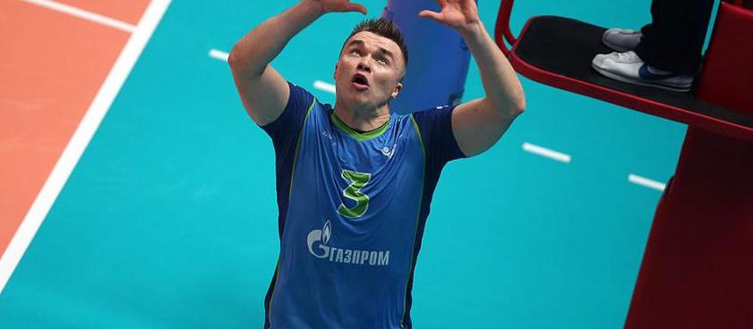 «Зенит» Санкт-Петербург – «Шомон»: прогноз на волейбол от Jack 07