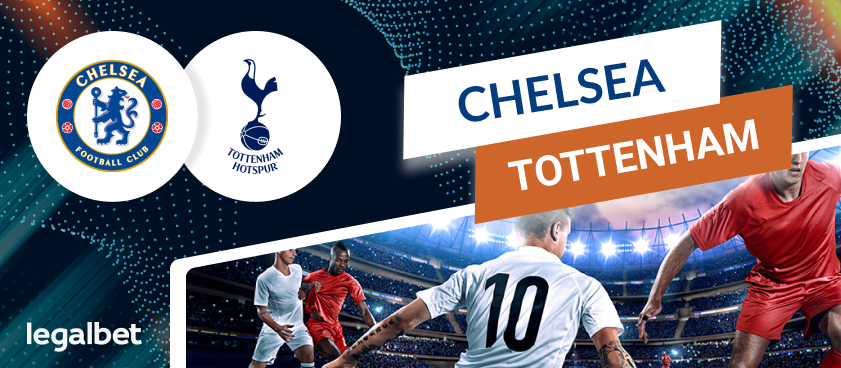 Chelsea - Tottenham: betting odds from bookmakers and match statistics