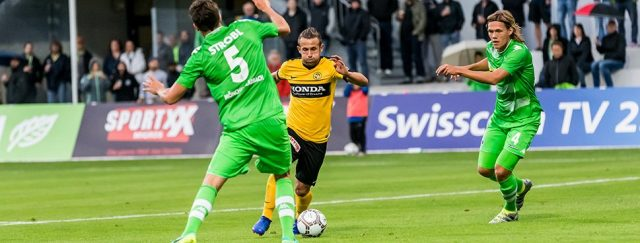 BSC Young Boys - Borussia VFL Monchengladbach