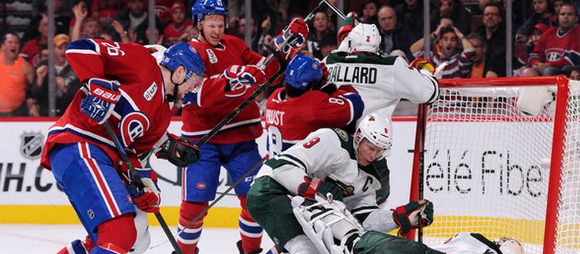 Montreal Canadiens - Minnesota Wild: Predictii  hochei pe gheata NHL