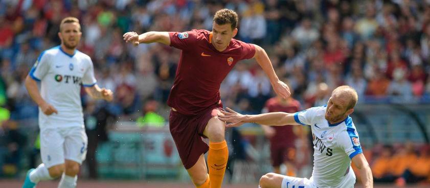 «Рома» - «Аталанта»: продолжат ли команды прошлогоднюю перестрелку?