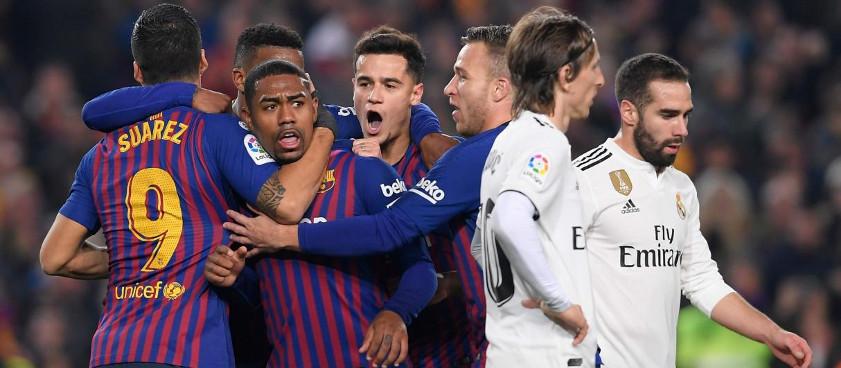 Pronóstico Real Madrid - Barcelona, La Liga 2019
