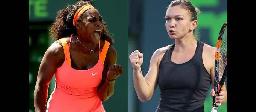 Pontul din tenis  fulminant Simona Halep vs Serena Williams