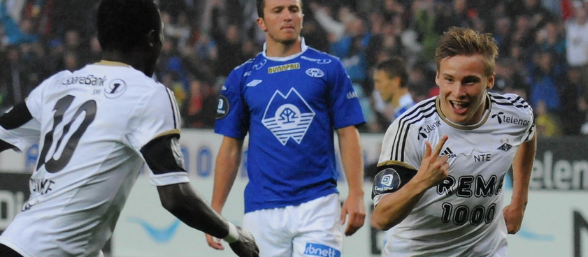 Molde - Rosenborg: Pronosticuri fotbal Eliteserien