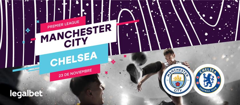 Previa, análisis y pronósticos Manchester City - Chelsea, Premier League 2019