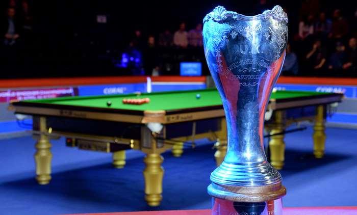 UK Championship. Day 2