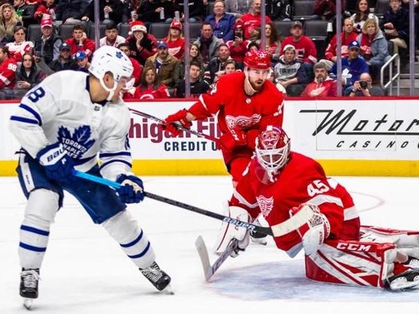 Константин Федоров: Прогноз на матч НХЛ «Детройт» — «Вашингтон»: пропасть длинной в 22 очка.