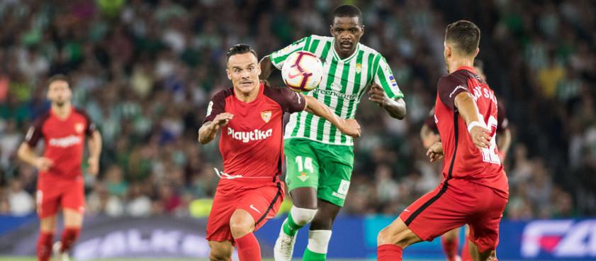 Pronóstico Betis - Sevilla, La Liga 2019