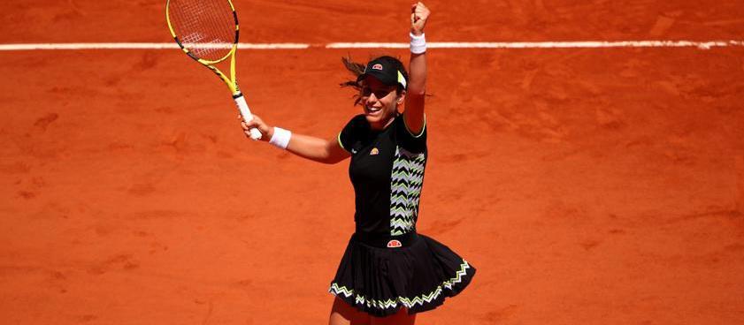 Johanna Konta - Marketa Vondrousova. Ponturi pariuri Roland Garros