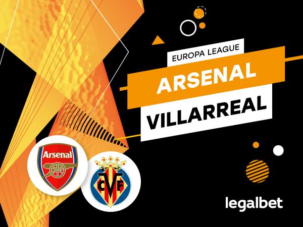 Antxon Pascual: Apuestas y cuotas Arsenal - Villarreal, Europa League 2020/21.