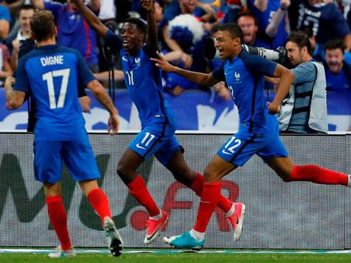 gradus: ЧМ-2018. Полуфинал. Франция – Бельгия. Стейк с кровью: трапеза настоящих мужчин.