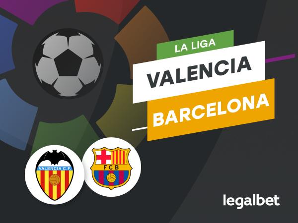 Antxon Pascual: Apuestas Valencia - Barcelona.