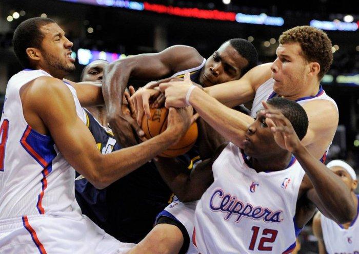 Баскетбольчик. Матчи NBA.