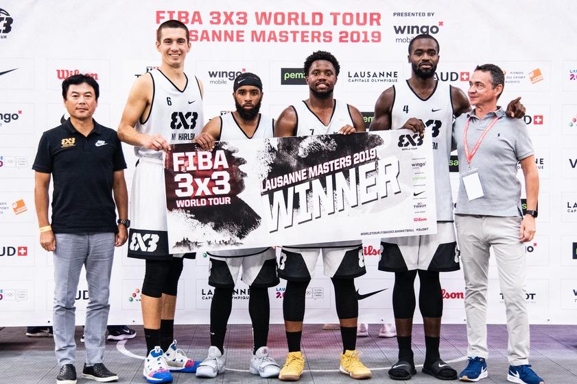 Гарлем — Врбас: Прогноз на FIBA 3x3. Мировой тур в Дебрецен