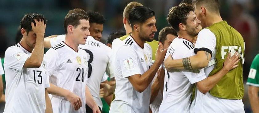 Germania - Mexic. Pontul lui IulianGGMU