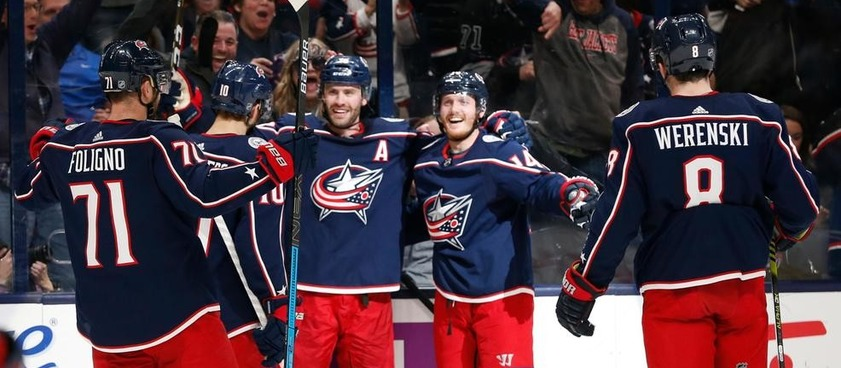 Прогноз на матч НХЛ «Коламбус» - «Виннипег»: принесут ли латыши шестую победу?