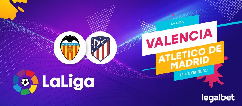 Previa, análisis y apuestas Valencia - Atlético de Madrid, La Liga 2020