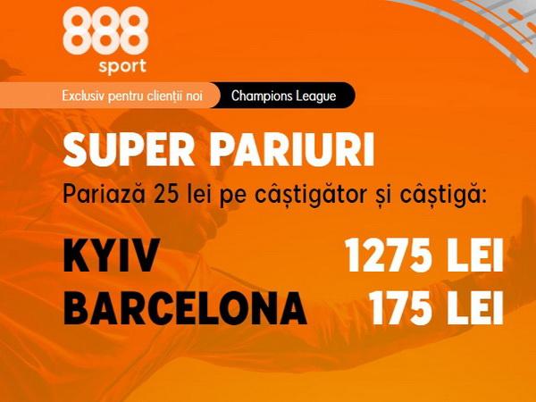 """legalbet.ro: O va """"face"""" nea Mircea pe Barça? Pariază pe 888 Sport şi prinde fabuloasă cotă de 51.00!."""