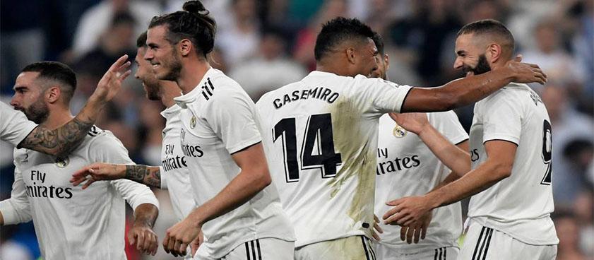 Pontul meu din fotbal Real Madrid vs Levante