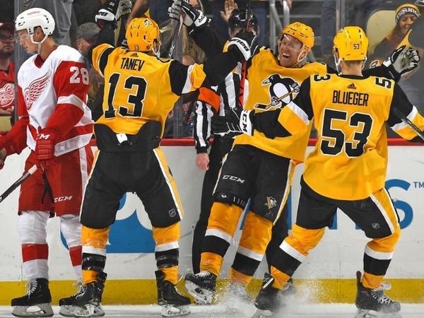 Константин Федоров: Прогноз на матч НХЛ «Питтсбург» - «Торонто»: пингвины разогнались не на шутку.