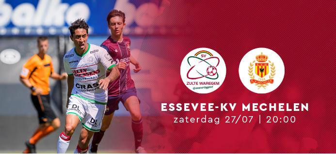Зюльте-Варегем — Мехелен: прогноз на матч чемпионата Бельгии