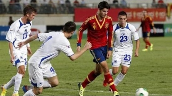 Испания - Босния и Герцеговина:  месть, реванш, разгром