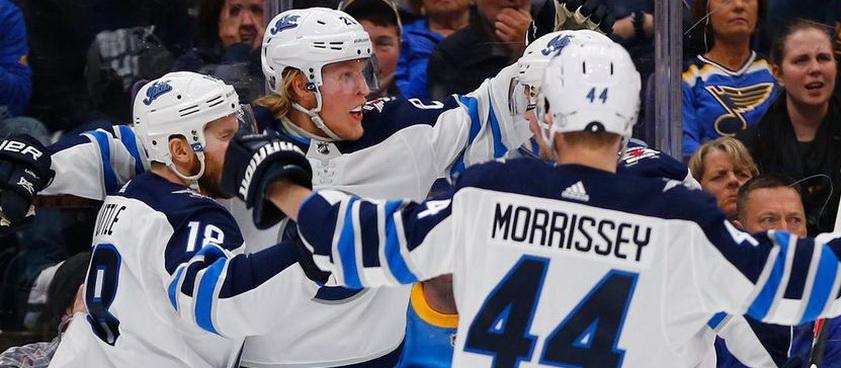 St. Louis Blues - Winnipeg Jets: Predictii pariuri NHL