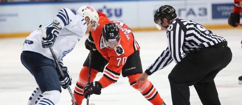 «Амур» – «Адмирал»: прогноз на регулярный сезон КХЛ