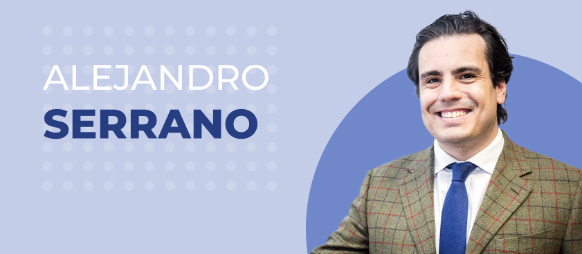 """Alejandro Serrano: """"La plataforma es el corazón del operador. Alira es el software necesario para poder realizar cualquier operación de juego"""""""