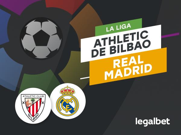 Antxon Pascual: Apuestas y cuotas Athletic - Real Madrid, La Liga 2020/21.