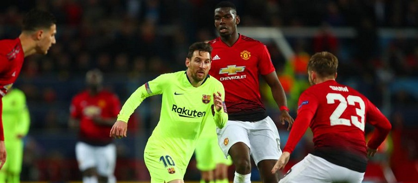 FC Barcelona - Manchester United   Ponturi Fotbal Liga Campionilor