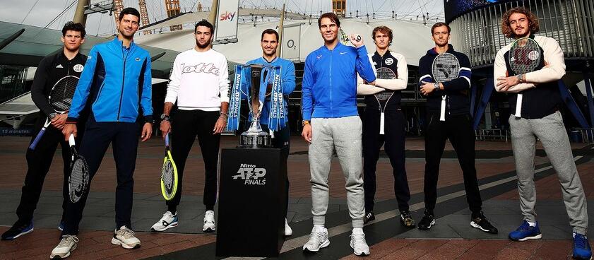Возвращение российских теннисистов в Лондон: о шансах Даниила Медведева на Итоговом турнире ATP