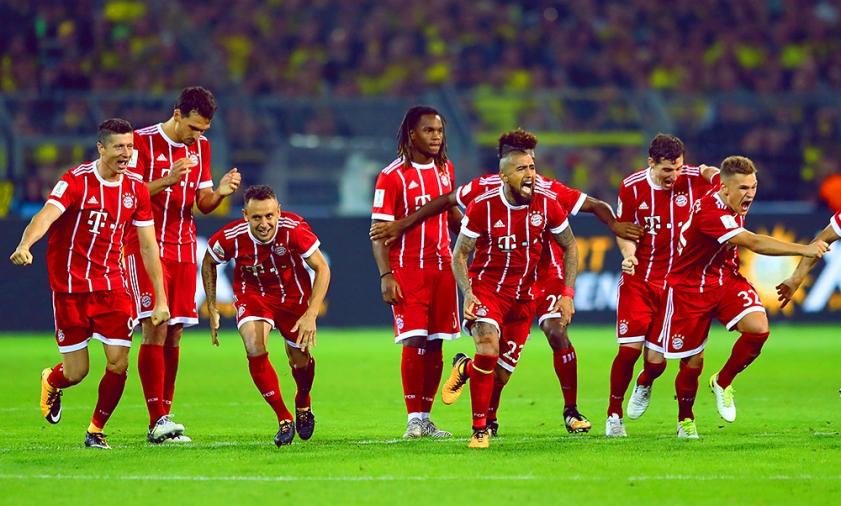 Старт немецкой Бундеслиги и испанской Ла Лиги