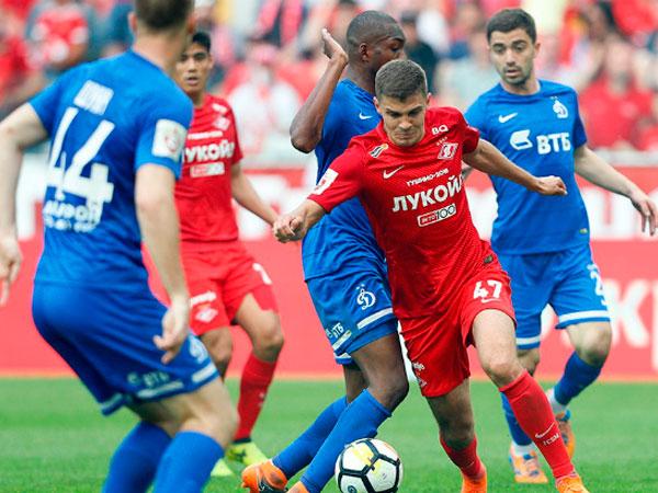 Ilyin: «Спартак» - «Динамо»: прогноз на футбол от Виктора Ильина.